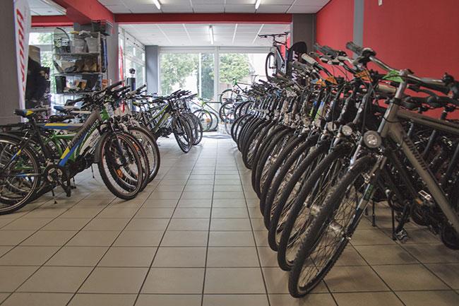 ZweiRad-Center Brunst Fahrräder